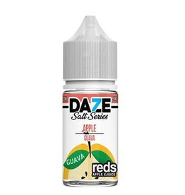 7 Daze Reds Guava Salt Series 30ml