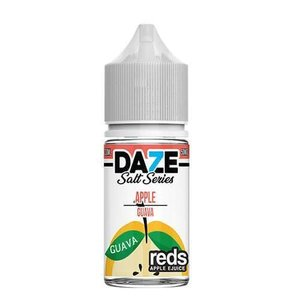 7 Daze Reds Apple Guava Salt 30ml