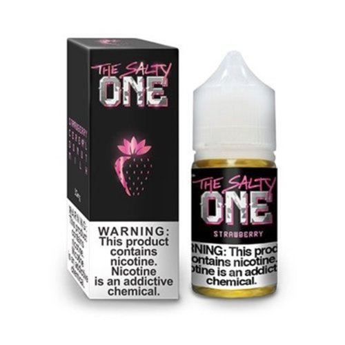 The Salty One The Salty One Strawberry 30ml