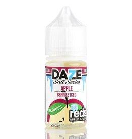 7 Daze Reds Berries ICED Salt Series 30ml