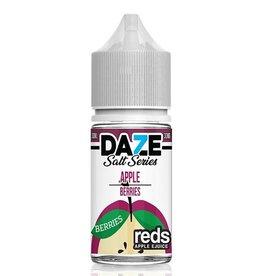 7 Daze Reds Berries Salt Series 30ml