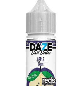 7 Daze Reds Grape Salt Series 30ml