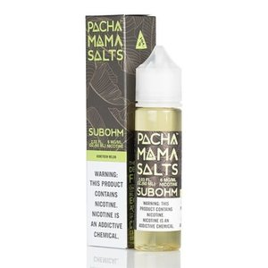 Pachamama Honeydew Melon SUB-OHM Salt 60ml