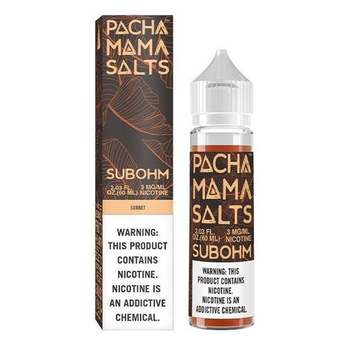 Pachamama Sorbet SUB-OHM Salt 60ml