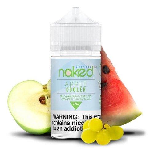 Naked 100 Apple (Apple Cooler) 60ml