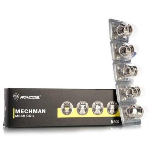 Rincoe 5-Pack MechMan Mesh Tank Coils