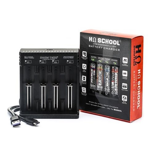 Hohm School 4A Charger