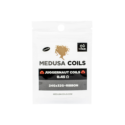 Medusa 1-Pair Pre-Built Coils