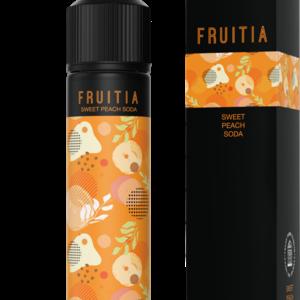 Fruitia Sweet Peach Soda 60ml