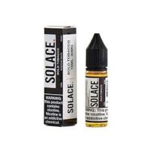 Solace Vapor Bold Tobacco 60mL