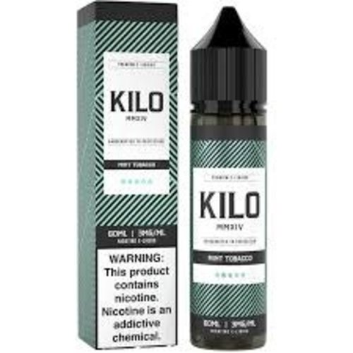 Kilo Mint Tobacco 60mL