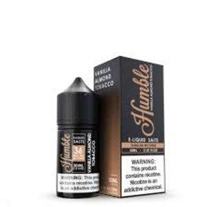 Humble Juice Co. Vanilla Almond Tobacco Salt 30ml