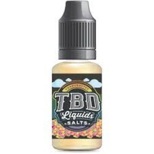 TBD Liquids Rainbow Candy Salt