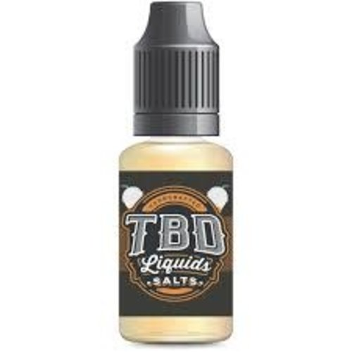TBD Liquids Starbuck Salt