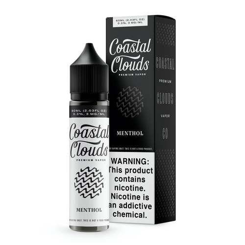 Coastal Clouds Menthol 60ml