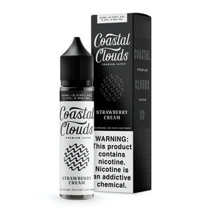 Coastal Clouds Strawberry Cream (The Voyage) 60ml