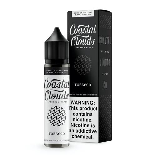 Coastal Clouds Tobacco (Cuban) 60ml