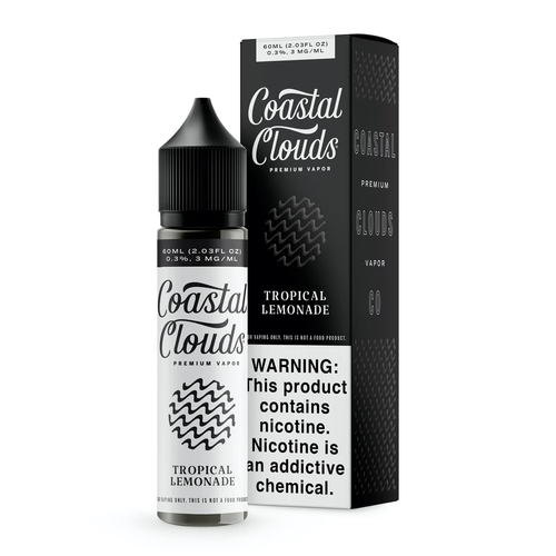 Coastal Clouds Tropical Lemonade (Papaya Punch) 60ml