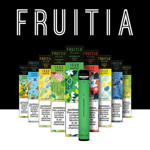 Fruitia Fruitia Disposable 1500 Puffs 5%