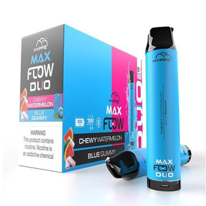 hyype Max Flow Hyppe Max Flow Duo Disposable 5000 Puffs 5%