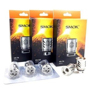 Smok TFV8 Cloud Beast Coils (3-Pack)