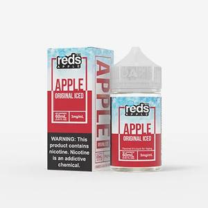 7 Daze Reds Apple Original Iced 60ml