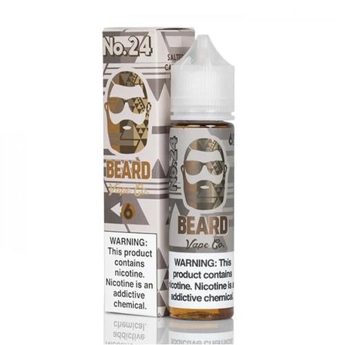 Beard Vape Co. No. 24 60ml