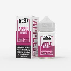 7 Daze Reds Apple Berries 60ml