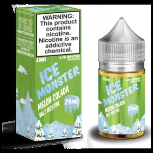 Monster Vape Labs Ice Monster Melon Colada Salt 30ml