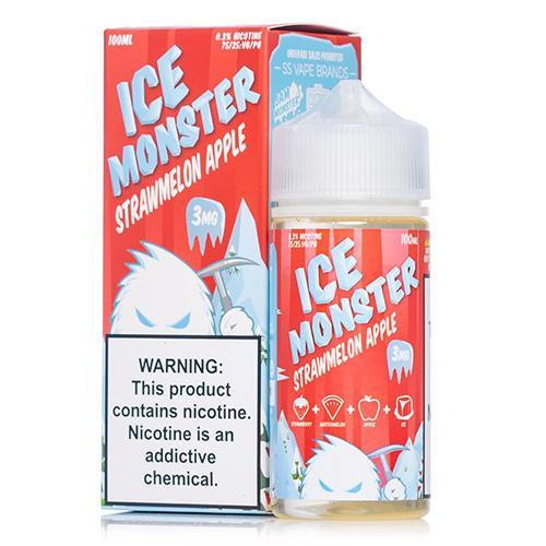 Monster Vape Labs Ice Monster Strawmelon Apple 100ml