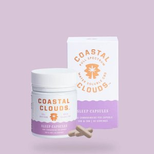 Coastal Clouds CBD Sleep Capsules
