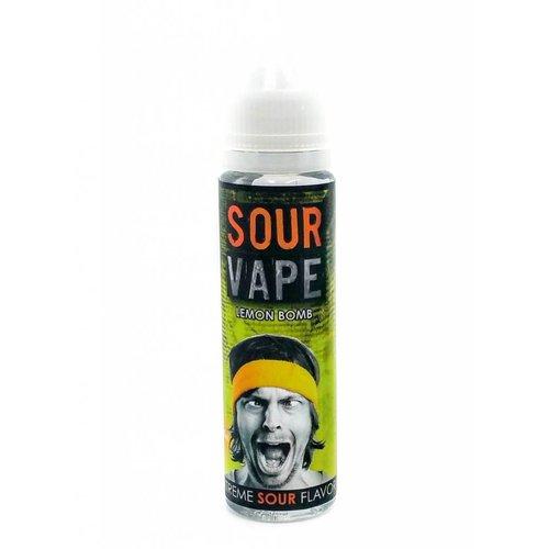 Sour Vape Lemon Bomb 60ml