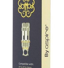 DotMod 5-Pack Dot Tank Coils 0.5om Clapton