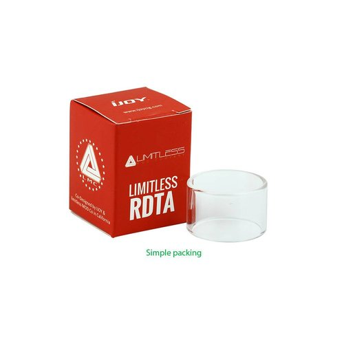 iJOYE Limitless RDTA Replacement Glass