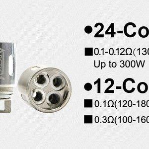 Horizon Tech 3-Pack Arctic V12 Coils 12-Coil