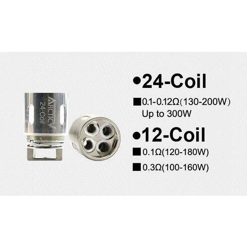 Horizon Tech Arctic V12 Coils 12-Coil (3-Pack)