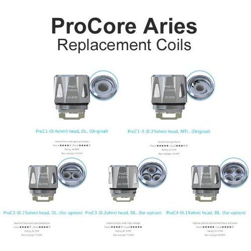 Joyetech ProCore Aries Coils (5-Pack)