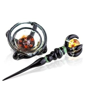 Empire Glassworks Dragon Sphere Dabber Set with Dish