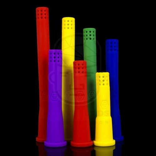 ELEV8 Solid Color Silicone Downstem