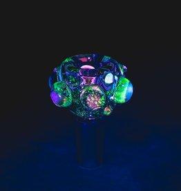 Empire Glassworks 14mm Bowl Piece - Cozmic Glow