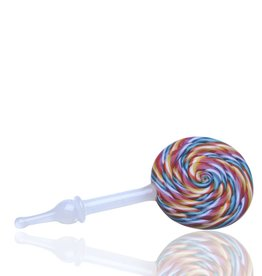 Empire Glassworks Dabber -  Flat Lollipop
