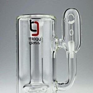 Trilogy Glass AC3 Recycler Ash Catcher - Clear
