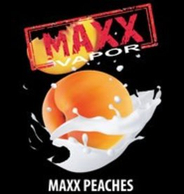 MAXX VAPOR Peaches 100ml