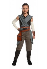 Child Star Wars Rey The Last Jedi Medium (8-10)