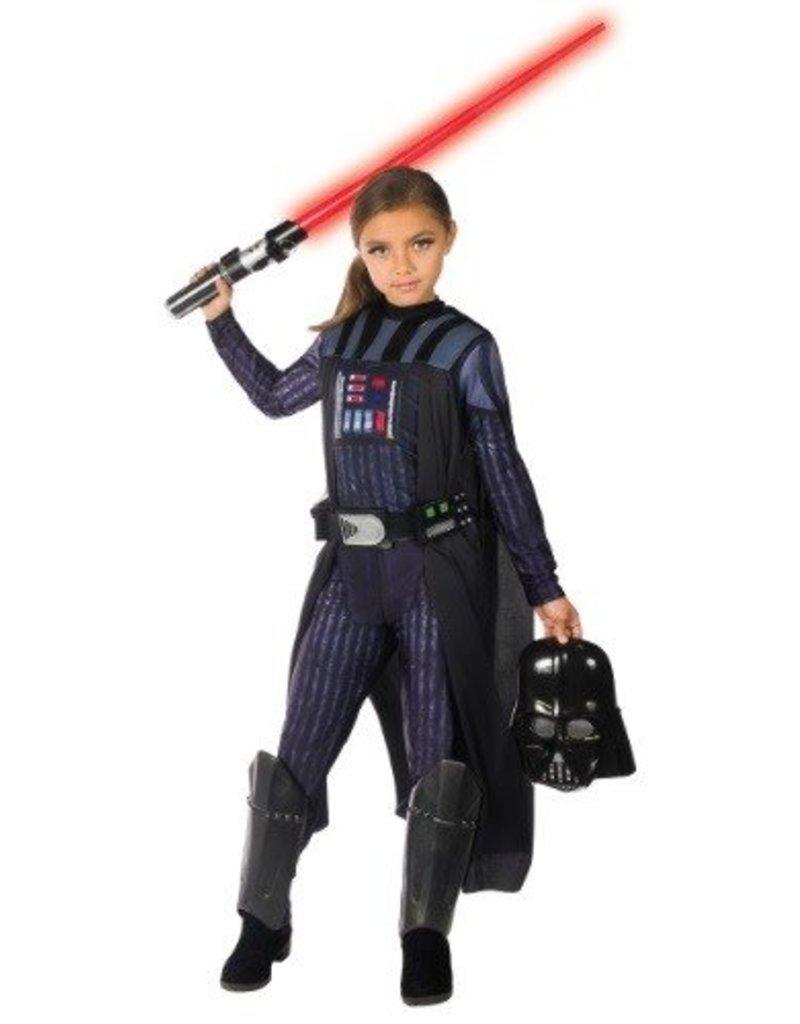 Child Star Wars Darth Vader Large (12-14)