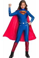 Child Justice League Superman Large (12-14)