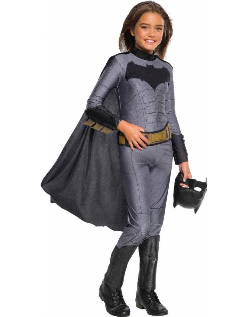 Child Justice League Batman Medium (8-10)