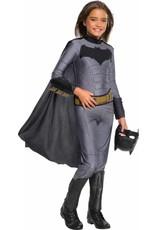 Child Justice League Batman Large (12-14)