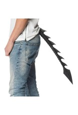 "Dragon Tail Junior Size 22"" Black"