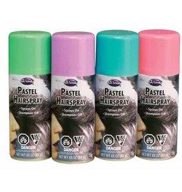 Baby Blue Pastel Hair Spray 2 OZ